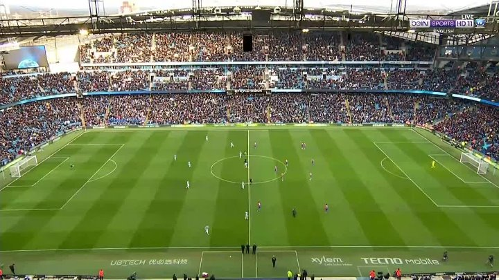 Manchester City vs Crystal Palace –  & Full Match