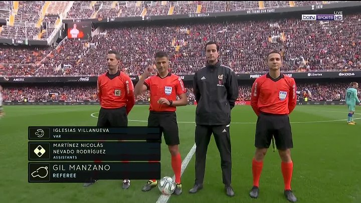 Valencia vs Barcelona –  & Full Match