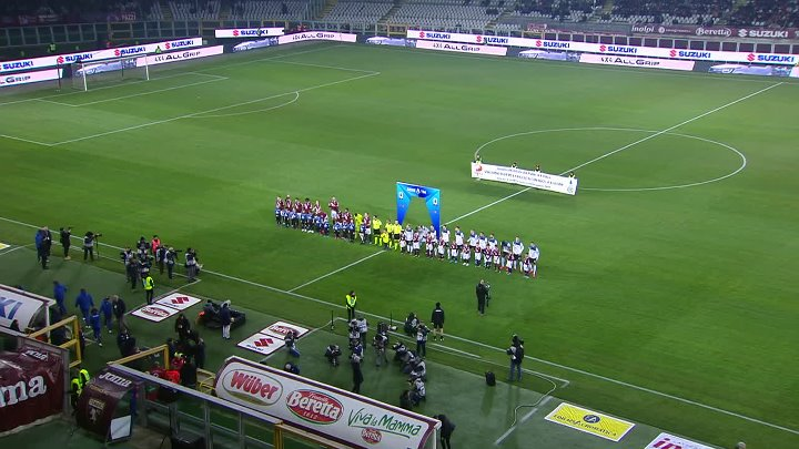 Torino vs Atalanta – Full Match &