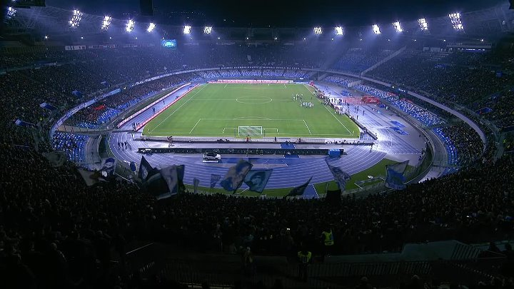 Napoli vs Juventus –  & Full Match