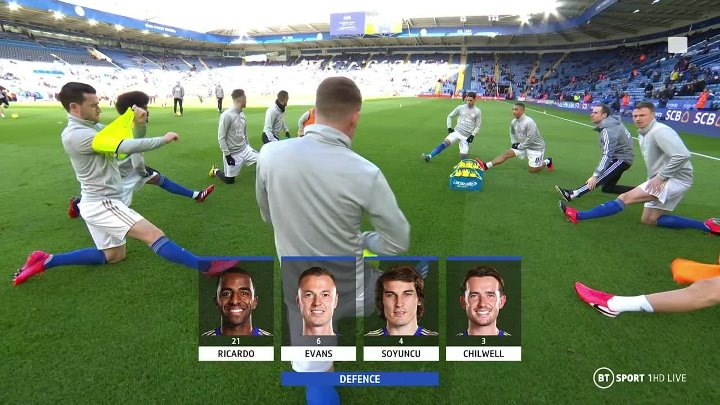 Leicester City vs Chelsea –  & Full Match
