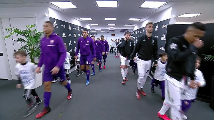 Juventus vs Fiorentina –  & Full Match