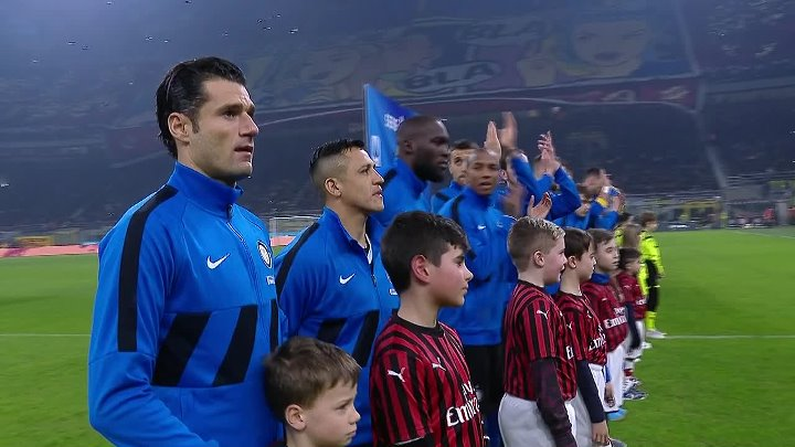 Inter vs Milan –  & Full Match