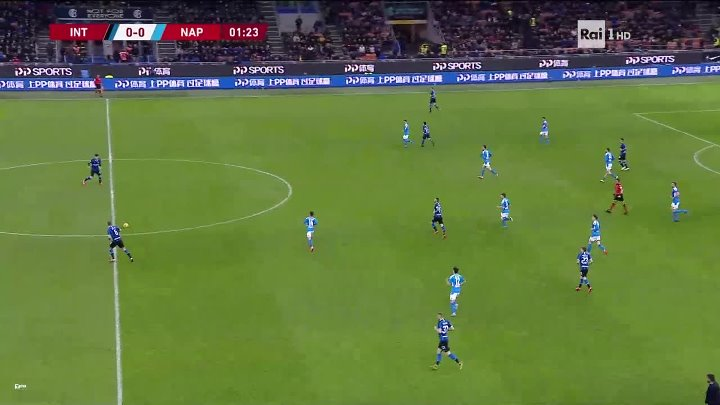 Inter vs Napoli –  & Full Match