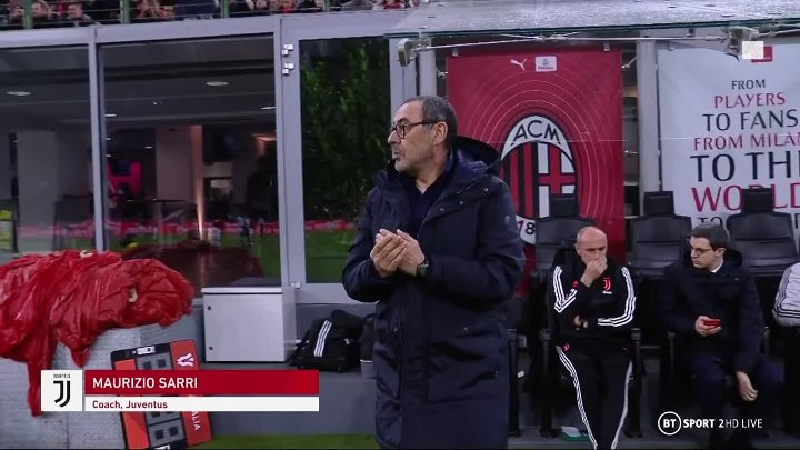 Milan vs Juventus –  & Full Match