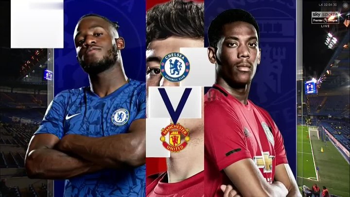 Chelsea vs Manchester United –  & Full Match