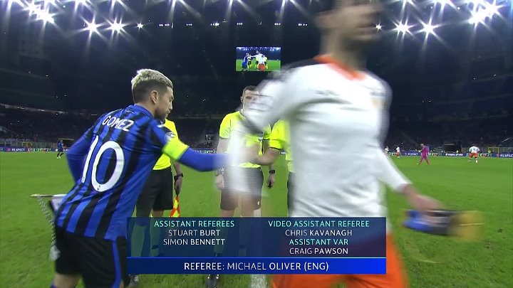 Atalanta vs Valencia –  & Full Match