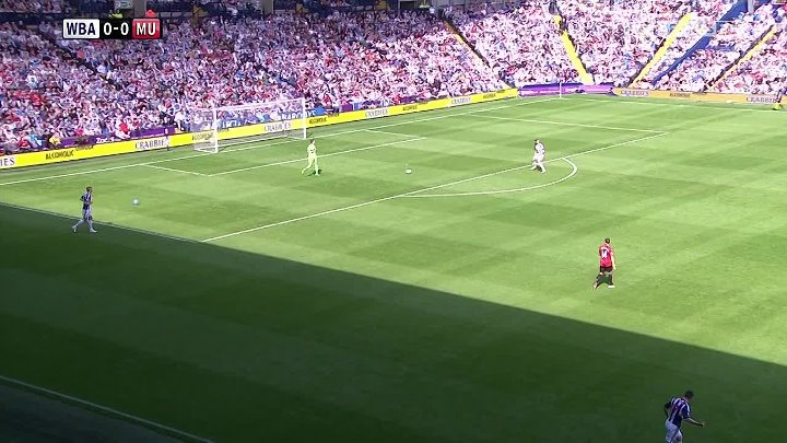 EPL Classic Match – West Bromwich Albion v Man Utd  – 20th May 2013