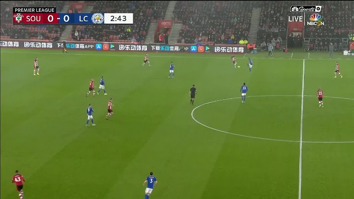 EPL Classic Match – Southampton v Leicester  – 25th October 2019