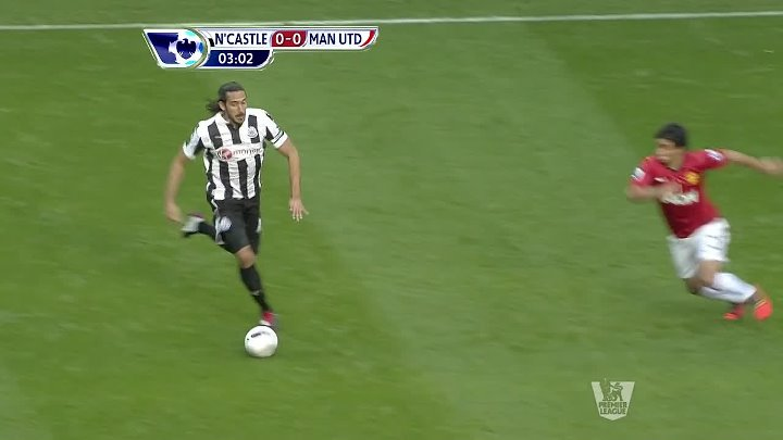 EPL Classic Match – Newcastle v Man Utd – 7th October 2012