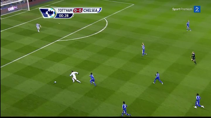 EPL Classic Match – Tottenham v Chelsea – 20th March 2008
