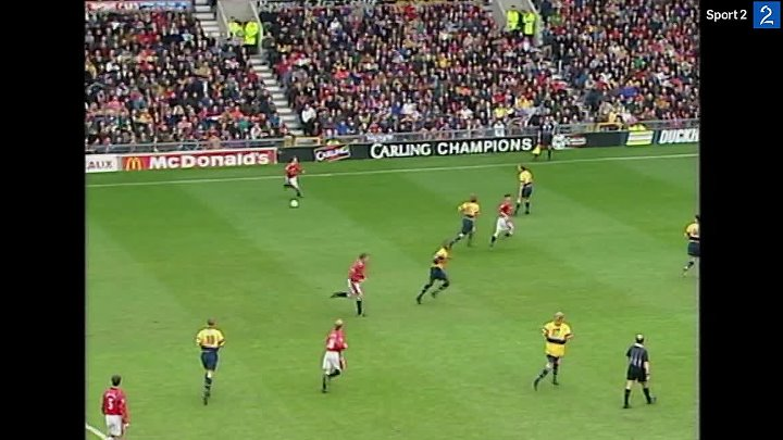 EPL Classic Match – Man Utd v Arsenal – 14th March 1998