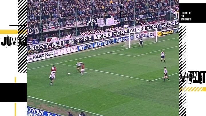 Serie A Classics – AC Milan v Juventus – 6th April 1997