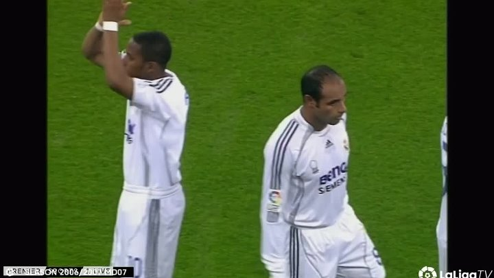 La Liga Classics – Real Madrid v Barcelona – 22nd October  2006