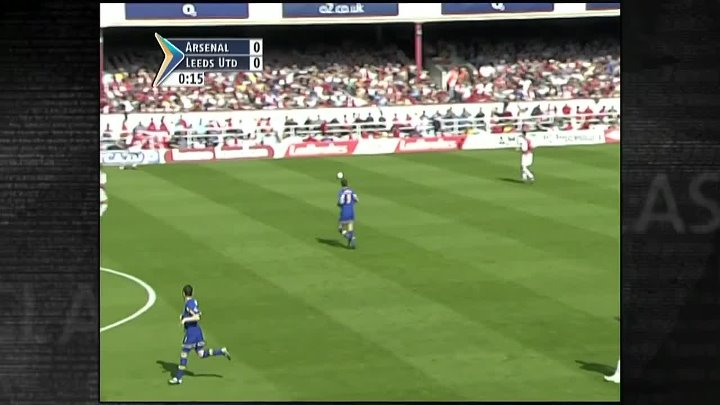 EPL Classic Match – Arsenal v Leeds – 4th May 2003