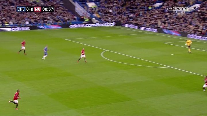 EPL Classic Match – Chelsea v Man Utd – 28th October 2012