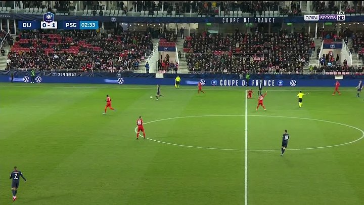 Dijon vs Paris Saint Germain –  & Full Match