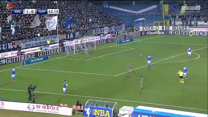 Brescia vs Napoli –  & Full Match