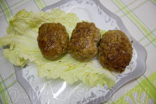 Котлеты домашние из фарша рецепт пошаговый