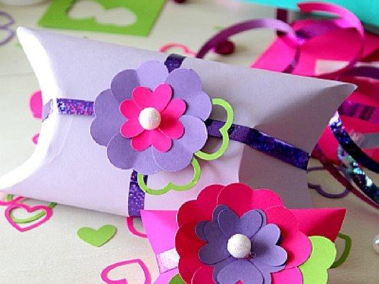 Коробка для святого валентина с своими руками