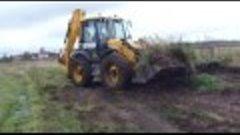 Планировка щебня трактором видео фото 96-895