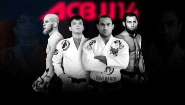 ACB JJ 14: Pena vs. Barbosa  / All fights