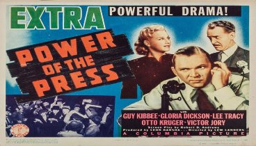 power of the press Critic reviews for power of the press power of the press quotes there are no approved quotes yet for this movie.