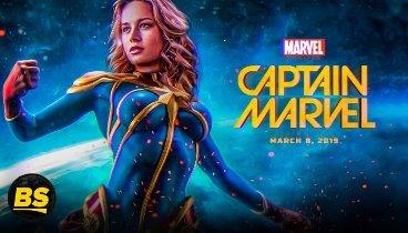 Капитан Марвел Русский трейлер 2 (2019)