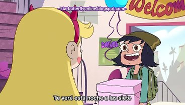 Star vs. las Fuerzas del Mal  Temporada 02 Capitulo 14 - Bon Bon the Birthday Clown