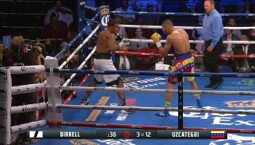 Andre Dirrell vs. Jose Uzcateguil / Андре Диррелл - Хосе Ускатеги