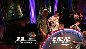 Русская Схватка 1 / Russian Fight Full Tilt Poker. Ep2