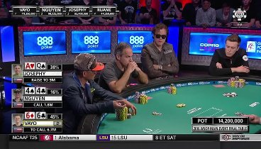 WSOP 2016: Main Event FINAL TABLE - RUS. Ep2