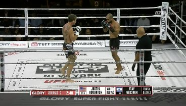 Glory 48: Super Fight Series / Soest vs. Meksen - Video