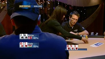EPT 8: Copenhagen - FINAL TABLE. Ep5 / European Poker Tour