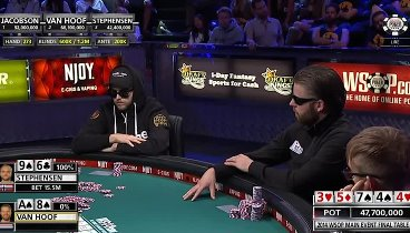 WSOP 2014 - Main Event FINAL TABLE, Day2 - full. HD