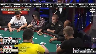 WSOP 2014 - Main Event FINAL TABLE, Day1 ep1/2. HD
