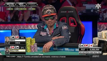 WSOP 2016: Main Event FINAL TABLE - RUS. Ep3