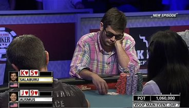 WSOP 2012 – Main Event. Eр21, Day 7