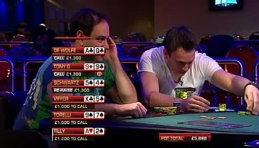 Partypoker Big Game  5. E7