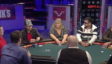 WSOP 2011 Main Event . Day3 / E1