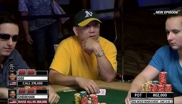 WSOP 2013 – Main Event. Ep9. HD