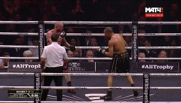 Джордж Гроувз - Крис Юбэнк, мл. / George Groves vs. Chris Eubank Jr