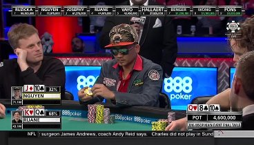 WSOP 2016: Main Event FINAL TABLE - RUS. Ep1