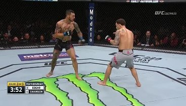 UFC Fight Night 128: Barboza vs. Lee / Главные бои - Онлайн Video