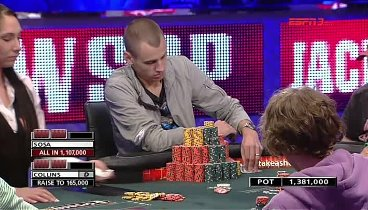 2011 WSOP  Main Event  E10. HD - World Series Of Poker