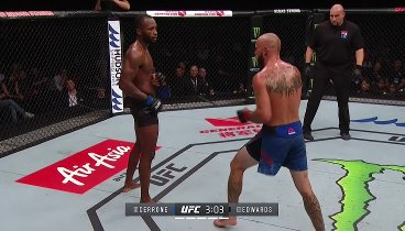 UFC Fight Night: Cowboy vs. Edwards  / Main Card - Online video