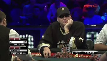 2011 WSOP  50k Championship E1. HD - World Series Of Poker