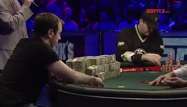 2011 WSOP  50k Championship E2. HD - World Series Of Poker