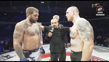 Александр Емельяненко – Шимон Байор / Emelianenko vs. Bajor