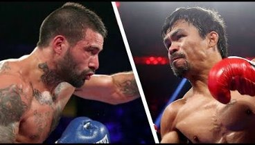 Manny Pacquiao vs. Lucas Matthysse / Мэнни Пакьяо - Лукас Матиссе